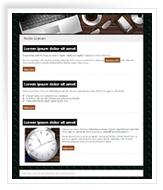 Téléchargez  modèle de courriel gratuitement