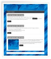Obtenez des modèles de courriels au format Html